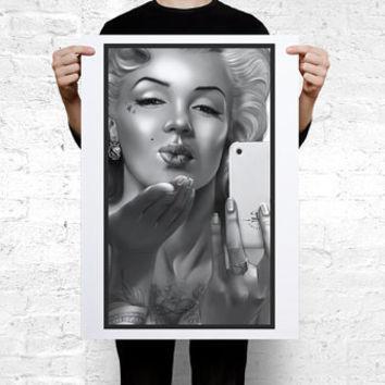 Печать фото 420×594мм ( А2 )
